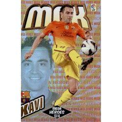 Xavi Mega Héroes Barcelona 382 Megacracks 2013-14