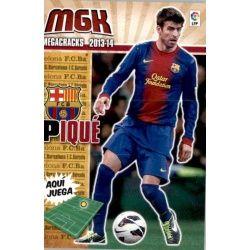 Piqué Barcelona 58 Megacracks 2013-14