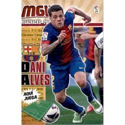 Dani Alves Barcelona 57 Megacracks 2013-14