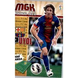 Puyol Barcelona 59 Megacracks 2013-14