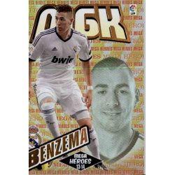 Benzema Mega Héroes Real Madrid 398