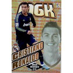 Cristiano Ronaldo Mega Héroes Real Madrid 405