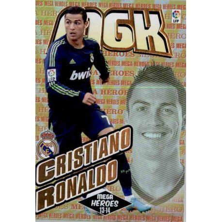Cristiano Ronaldo Mega Héroes Real Madrid 405 Cristiano Ronaldo