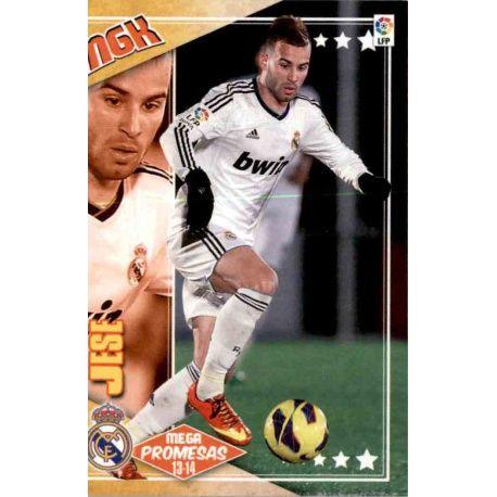 Jese Mega Promesas Real Madrid 411 Megacracks 2013-14