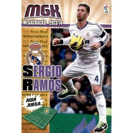 Sergio Ramos Real Madrid 203 Megacracks 2013-14