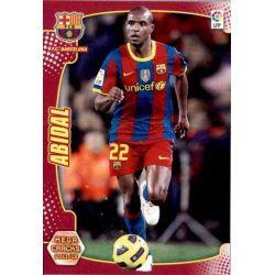 Abidal Barcelona 43Megacracks 2011-12