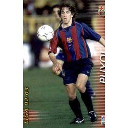 Puyol Barcelona 57 Megafichas 2002-03