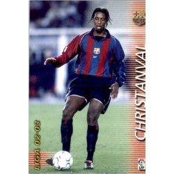 Christanval Barcelona 59Megacracks 2002-03