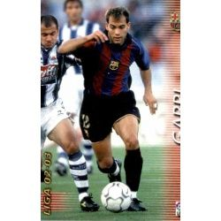 Gabri Barcelona 66 Megafichas 2002-03