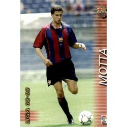 Motta Barcelona 67 Megafichas 2002-03