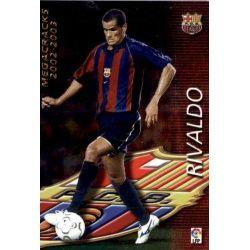 Rivaldo Megacracks Barcelona 379 Megafichas 2002-03