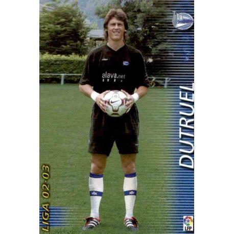Dutruel Megafichas 2002-03