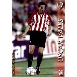 Oscar Vales Athletic Club 26 Megafichas 2002-03
