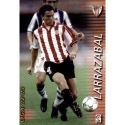Larrazabal Athletic Club 28 Megafichas 2002-03