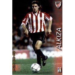 Alkiza Athletic Club 31 Megafichas 2002-03