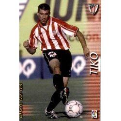 Tiko Athletic Club 33 Megafichas 2002-03