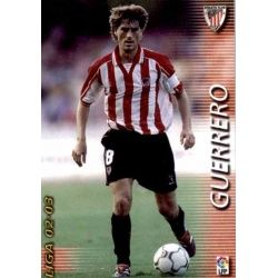 Guerrero Athletic Club 34 Megafichas 2002-03