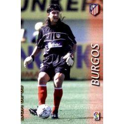 Burgos Atlético Madrid 38 Megafichas 2002-03