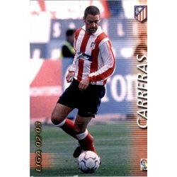 Carreras Atlético Madrid 45 Megafichas 2002-03
