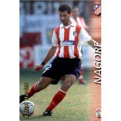 Nagore Atlético Madrid 46 Megafichas 2002-03