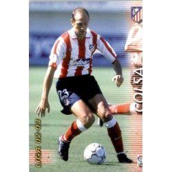 Colsa Atlético Madrid 48 Megafichas 2002-03