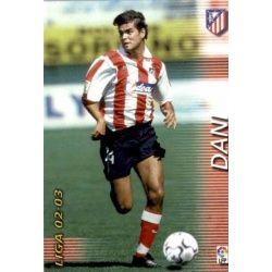 Dani Atlético Madrid 50 Megafichas 2002-03