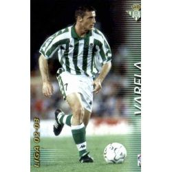 Varela Betis 75 Megafichas 2002-03