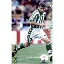 Luis Fernandez Betis 80 Megafichas 2002-03