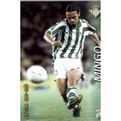 Mingo Betis 81 Megafichas 2002-03