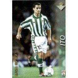 Ito Betis 82 Megafichas 2002-03