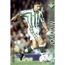 Joaquin Betis 85 Megafichas 2002-03