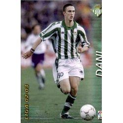 Dani Betis 88 Megafichas 2002-03