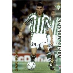 Joao Tomas Betis 90 Megafichas 2002-03
