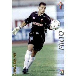 Pinto Celta 93 Megafichas 2002-03