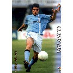 Velasco Celta 94 Megafichas 2002-03