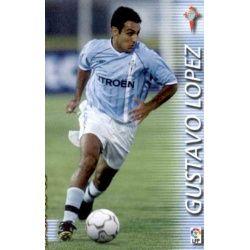 Gustavo Lopez Celta 104 Megafichas 2002-03