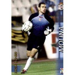 Molina Deportivo 110 Megafichas 2002-03