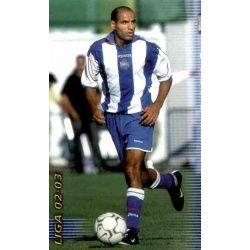 Manuel Pablo Deportivo 111 Megafichas 2002-03