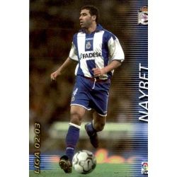 Naybet Deportivo 112 Megafichas 2002-03