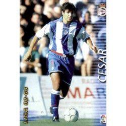 Cesar Deportivo 113 Megafichas 2002-03