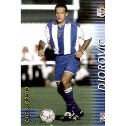 Djorovic Deportivo 114 Megafichas 2002-03