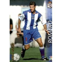 Romero Deportivo 115 Megafichas 2002-03