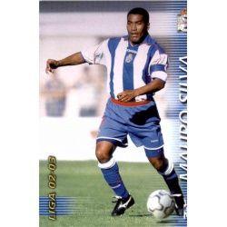 Mauro Silva Deportivo 116 Megafichas 2002-03