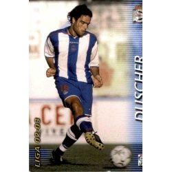 Duscher Deportivo 117 Megafichas 2002-03