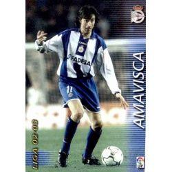 Amavisca Deportivo 122 Megafichas 2002-03
