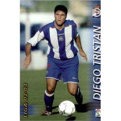 Diego Tristan Deportivo 125 Megafichas 2002-03