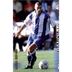 Pandiani Deportivo 126 Megafichas 2002-03