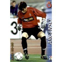 Argenso Espanyol 128 Megafichas 2002-03