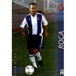 Roca Espanyol 129 Megafichas 2002-03