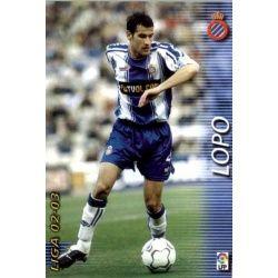 Lopo Espanyol 131 Megafichas 2002-03